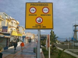 Do not skate
