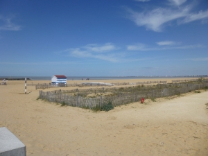 Beach of les Boucholeurs